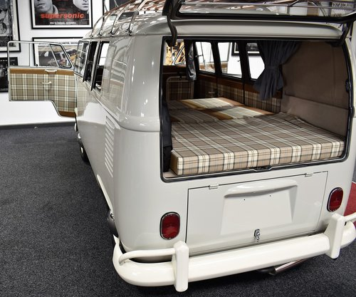 1966 Volkswagen Split Screen Camper For Sale (picture 6 of 6)