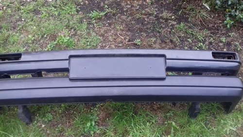 MK2 VW GOLF  FRONT AND REAR BUMPERS For Sale (picture 2 of 6)