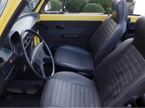 1976 VOLKSWAGEN KÄFER / BEETLE 1600 CONVERTIBLE ONLY 36.135 MILES For Sale (picture 3 of 6)