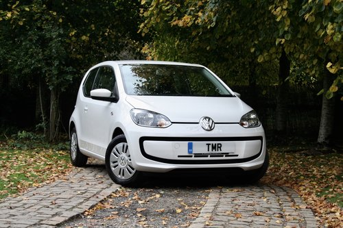 2016 (16) Volkswagen Up! 1.0 Move Up For Sale (picture 1 of 6)