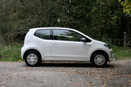 2016 (16) Volkswagen Up! 1.0 Move Up For Sale (picture 2 of 6)