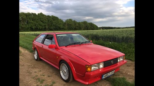 VW Scirocco GT2 1990 For Sale (picture 1 of 5)