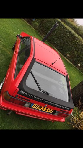 VW Scirocco GT2 1990 For Sale (picture 3 of 5)