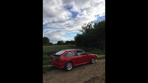 VW Scirocco GT2 1990 For Sale (picture 4 of 5)