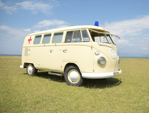 1967 Volkswagen T1 Ambulance For Sale | Car And Classic