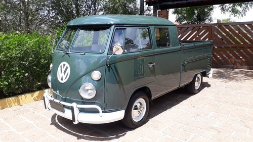 Volkswagen Crew Cab 1965 For Sale (picture 1 of 6)