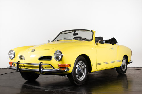 1970 Volkswagen Karmann Ghia cabriolet  For Sale (picture 1 of 6)