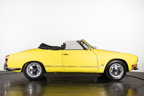 1970 Volkswagen Karmann Ghia cabriolet  For Sale (picture 2 of 6)