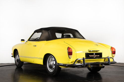 1970 Volkswagen Karmann Ghia cabriolet  For Sale (picture 3 of 6)