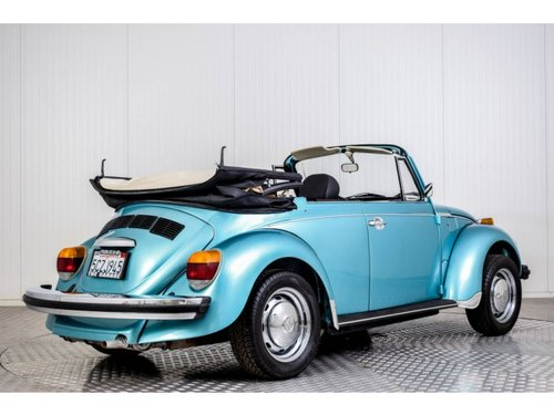 1979 Volkswagen Beetle Convertible 1303 injection For Sale (picture 2 of 6)