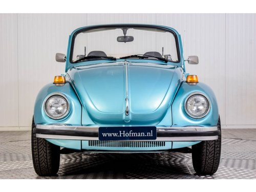1979 Volkswagen Beetle Convertible 1303 injection For Sale (picture 3 of 6)
