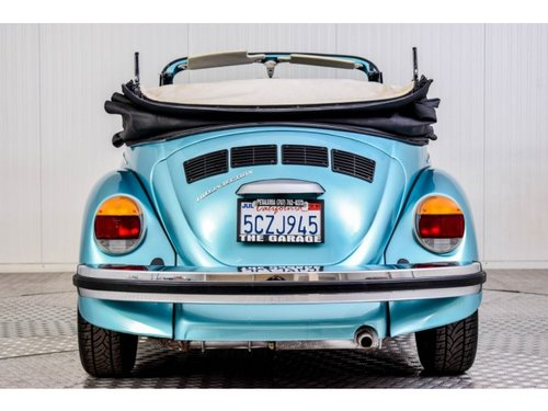 1979 Volkswagen Beetle Convertible 1303 injection For Sale (picture 4 of 6)