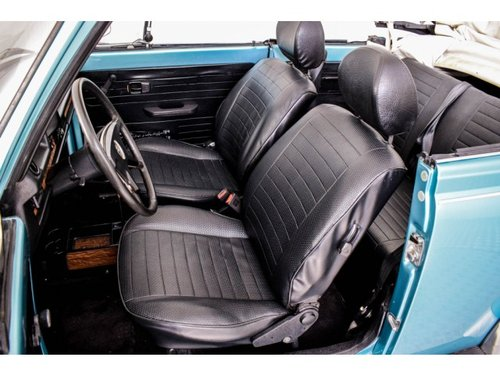 1979 Volkswagen Beetle Convertible 1303 injection For Sale (picture 6 of 6)