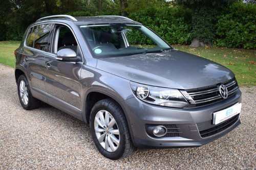 2014 VW Tiguan 2.0TDI BMT 4-Motion DSG Match Automatic SOLD (picture 1 of 6)