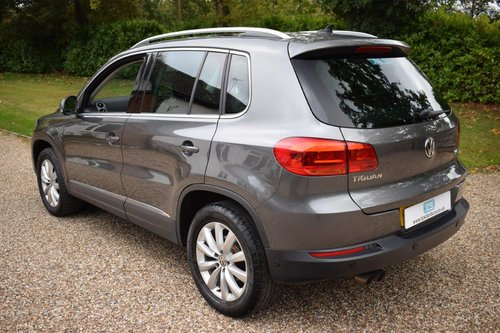 2014 VW Tiguan 2.0TDI BMT 4-Motion DSG Match Automatic SOLD (picture 2 of 6)