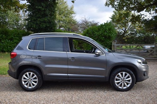 2014 VW Tiguan 2.0TDI BMT 4-Motion DSG Match Automatic SOLD (picture 3 of 6)