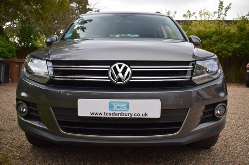2014 VW Tiguan 2.0TDI BMT 4-Motion DSG Match Automatic SOLD (picture 4 of 6)