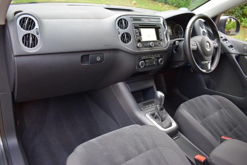 2014 VW Tiguan 2.0TDI BMT 4-Motion DSG Match Automatic SOLD (picture 6 of 6)