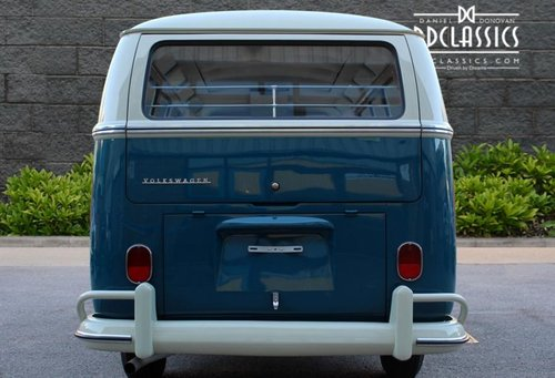 1966 Volkswagen 21-Window Deluxe Micro Bus (LHD) For Sale (picture 5 of 6)