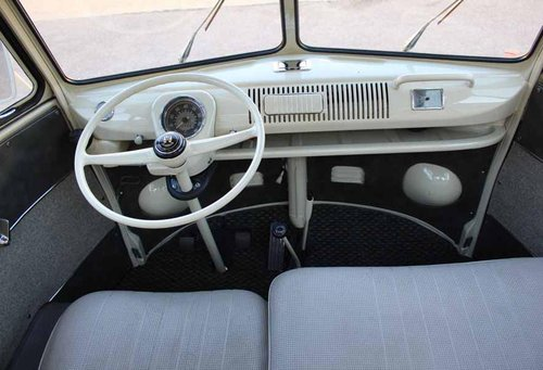 1966 Volkswagen 21-Window Deluxe Micro Bus (LHD) For Sale (picture 6 of 6)
