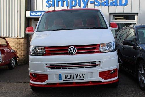 2011 VW Transporter Camper Van SOLD (picture 2 of 6)
