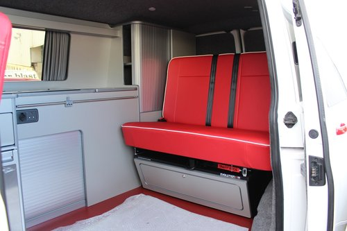 2011 VW Transporter Camper Van SOLD (picture 4 of 6)