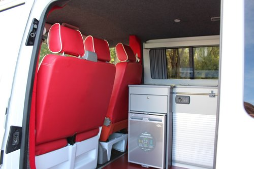 2011 VW Transporter Camper Van SOLD (picture 6 of 6)