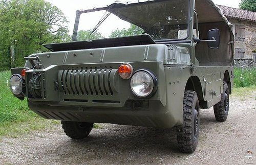 1945 Soviet Schwimmwagen For Sale (picture 2 of 4)