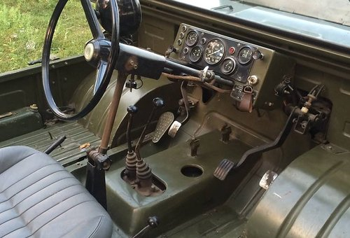 1945 Soviet Schwimmwagen For Sale (picture 3 of 4)