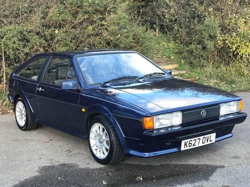 1992 MK2 Scirocco GT2 For Sale (picture 1 of 6)