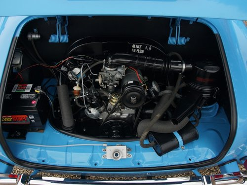 1970 Volkswagen Karmann Ghia Convertible restored condition For Sale (picture 4 of 6)