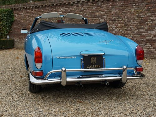 1970 Volkswagen Karmann Ghia Convertible restored condition For Sale (picture 6 of 6)