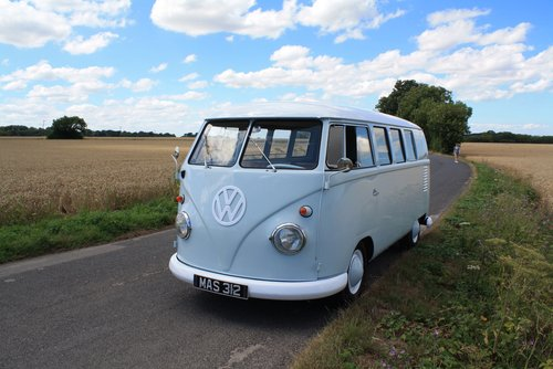 1960 Volkswagen Split Screen Camper. SOLD OTHERS AVAILABLE For Sale (picture 1 of 6)