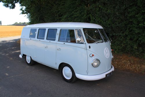 1960 Volkswagen Split Screen Camper. SOLD OTHERS AVAILABLE For Sale (picture 3 of 6)