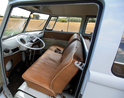 1960 Volkswagen Split Screen Camper. SOLD OTHERS AVAILABLE For Sale (picture 4 of 6)
