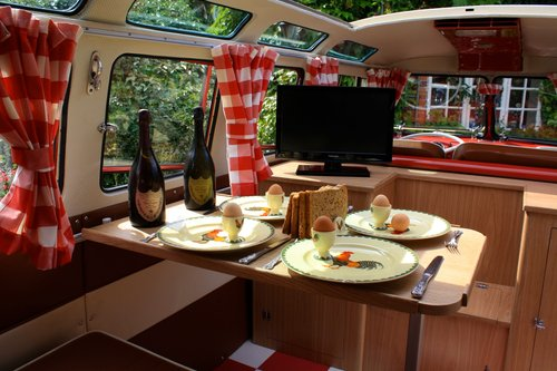 1960 Volkswagen Split Screen Camper. SOLD OTHERS AVAILABLE For Sale (picture 6 of 6)
