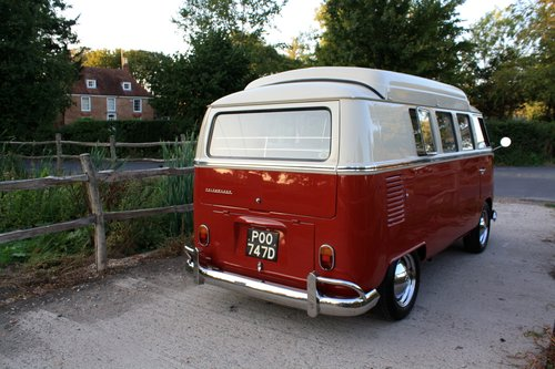 VW T1 Split Screen Camper Van / Bus Purchasing Service.  For Sale (picture 3 of 6)