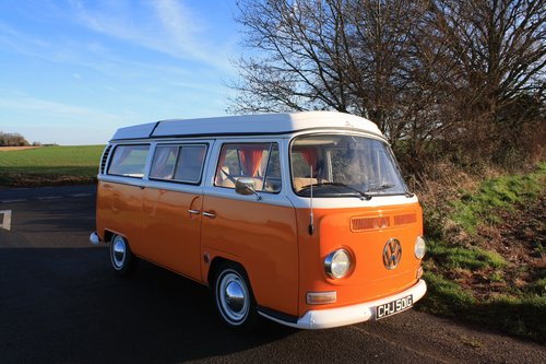 VW T2 / Bay Window Camper Van / Bus Purchasing Service  Wanted (picture 3 of 5)