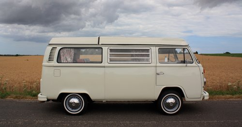 VW T2 / Bay Window Camper Van / Bus Purchasing Service  Wanted (picture 4 of 5)