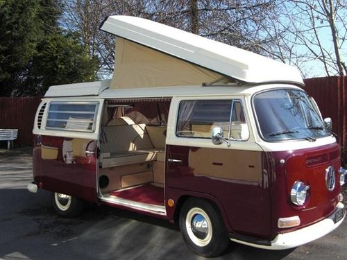 VW T2 / Bay Window Camper Van / Bus Purchasing Service  Wanted (picture 5 of 5)