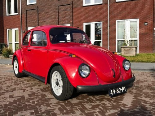 1970 VW Kafer, Beetle, VW Kever,  SOLD (picture 5 of 6)