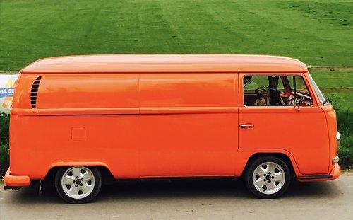 1971 VW Camper Van For Sale (picture 1 of 6)