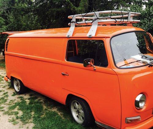 1971 VW Camper Van For Sale (picture 2 of 6)