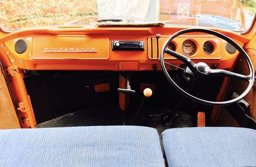 1971 VW Camper Van For Sale (picture 3 of 6)