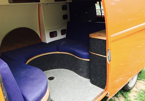 1971 VW Camper Van For Sale (picture 4 of 6)