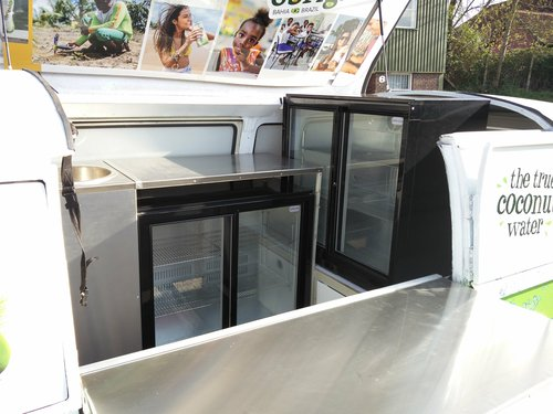 1970 T2 Camper Bar Conversion For Sale (picture 4 of 6)