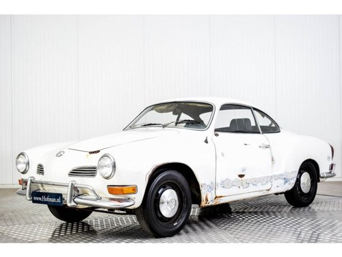 1971 Volkswagen Karmann Ghia Coupe For Sale (picture 1 of 6)