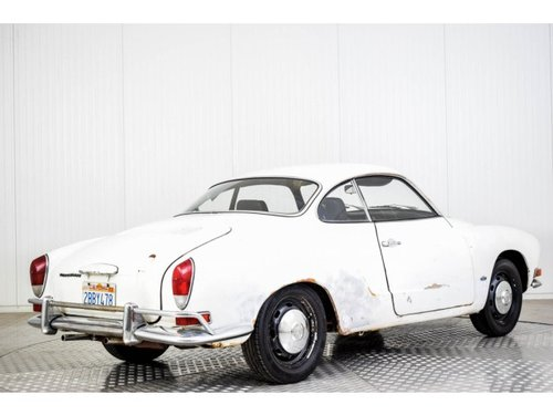 1971 Volkswagen Karmann Ghia Coupe For Sale (picture 2 of 6)