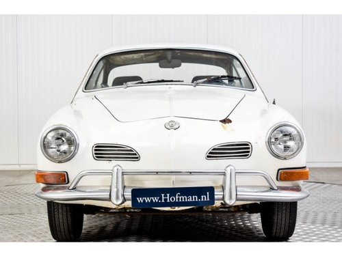 1971 Volkswagen Karmann Ghia Coupe For Sale (picture 3 of 6)