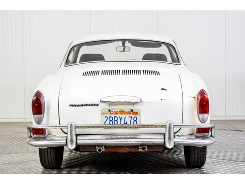 1971 Volkswagen Karmann Ghia Coupe For Sale (picture 4 of 6)